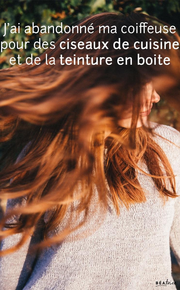 Image pour Pinterest : coiffeuse