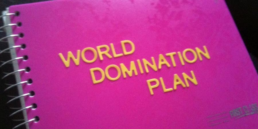 world domination plan