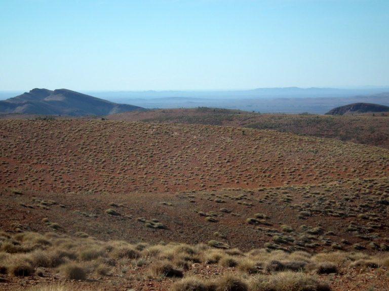 Flinders Ranges, en Australie du Sud