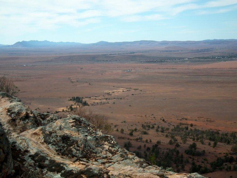outback Australie du Sud