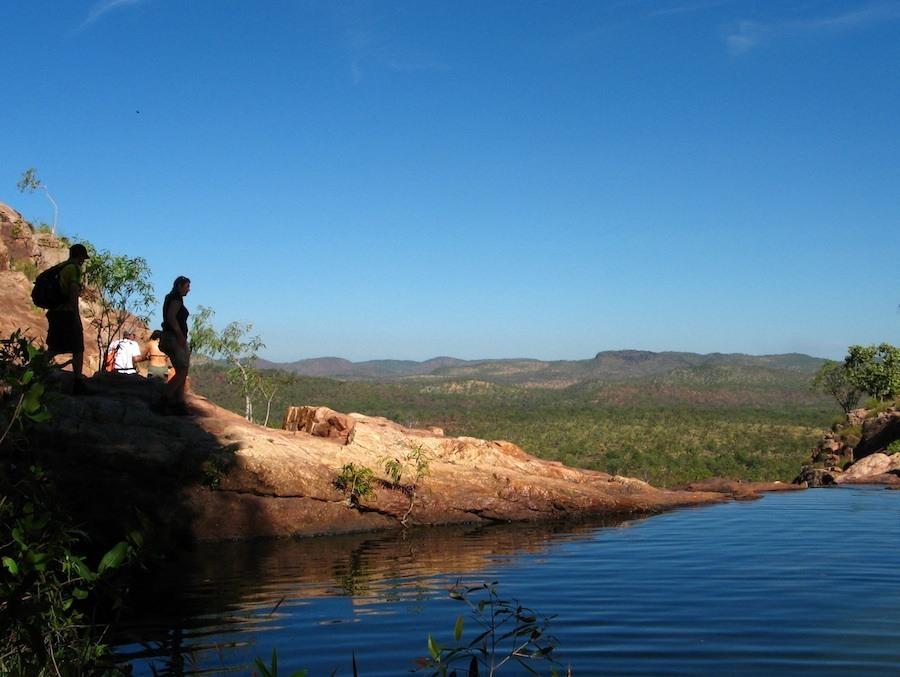 Gunlom Falls, Northern Territory