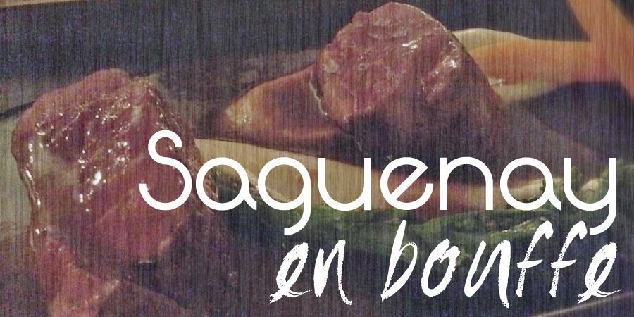 Saguenay en bouffe
