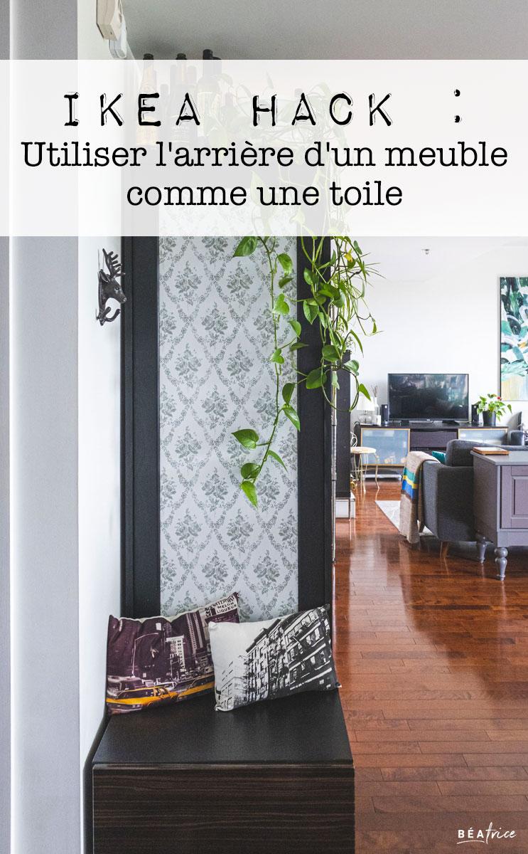 Image pour Pinterest : DIY meuble