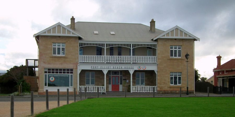 Port Elliot YHA