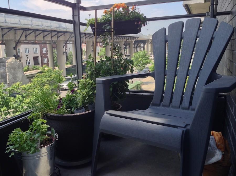 Cr er un jardin urbain sur son balcon b atrice for Jardin urbain cormontreuil