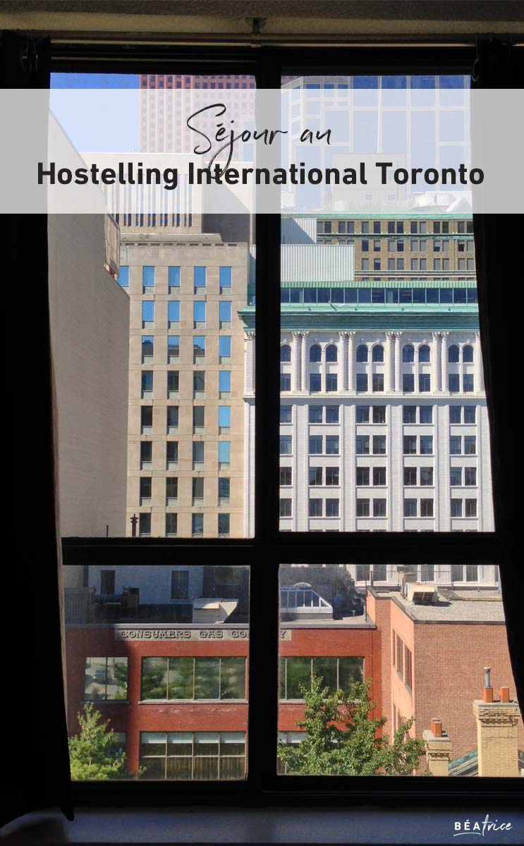 Image pour Pinterest : Hostelling International Toronto