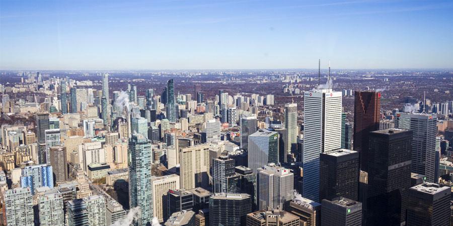 Image à la une : Toronto pas cher