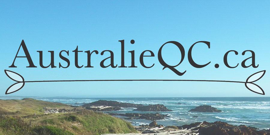 Mon nouveau projet : AustralieQC.ca