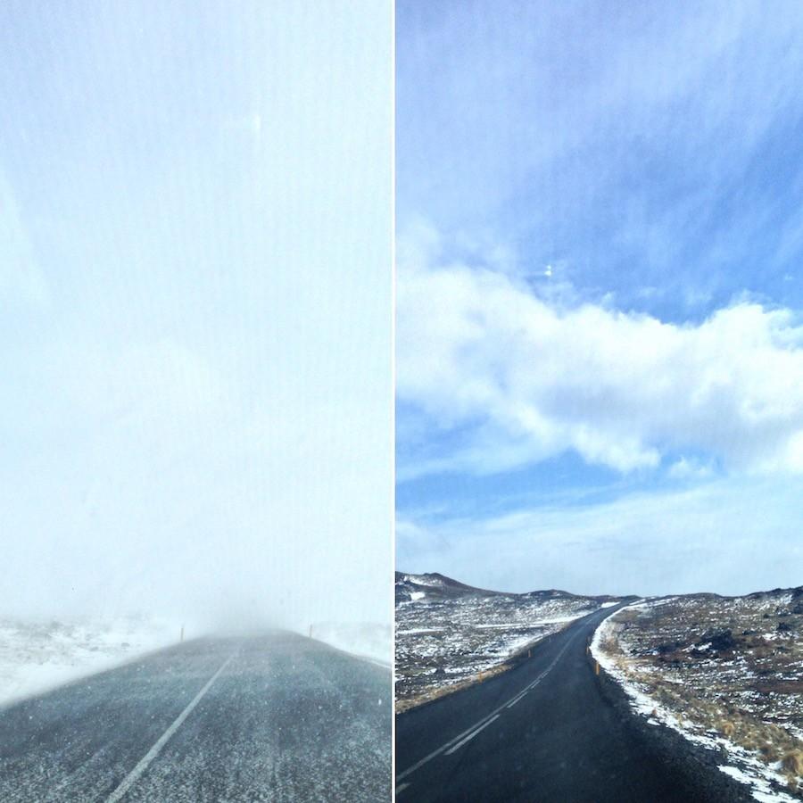 Islande en avril