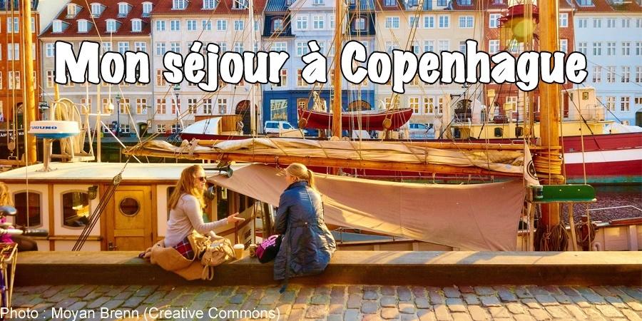 Mon séjour à Copenhague