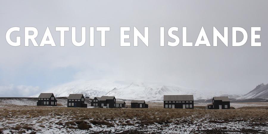 12 attraits incontournables (et gratuits!) en Islande