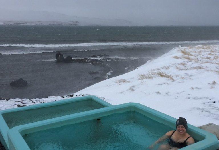 spa de source naturelle gratuit en Islande