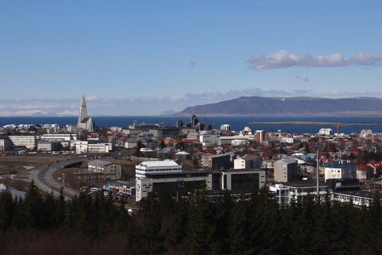 itinéraire Islande en avril