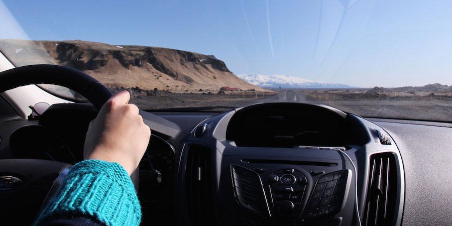 Image à la une : budget voyage en islande