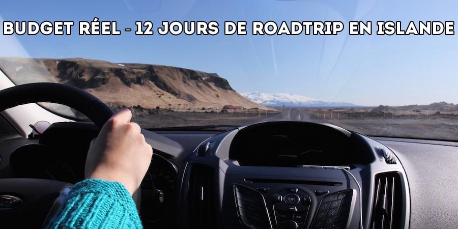 Budget réel – 12 jours de roadtrip en Islande