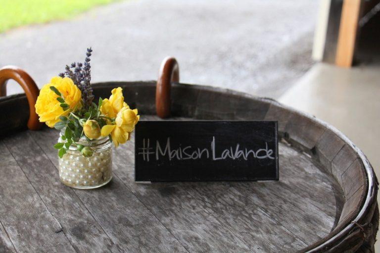 Décoration #MaisonLavande