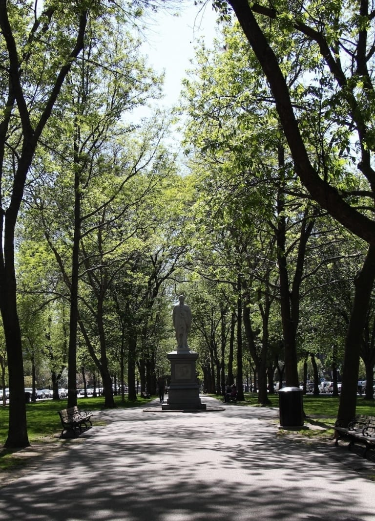 Commonwealth Avenue (Back Bay)