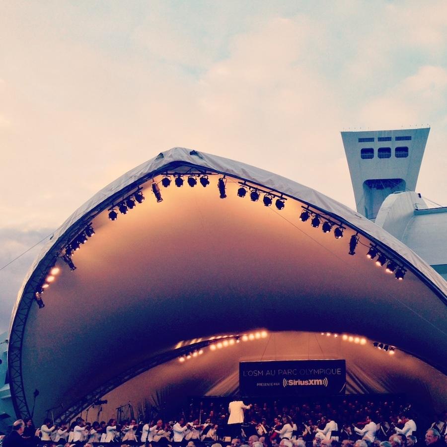 orchestres gratuits à Montréal