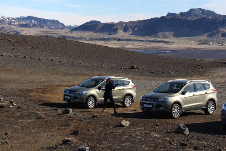 4x4 de location Islande