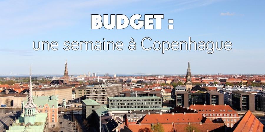 Budget : une semaine à Copenhague