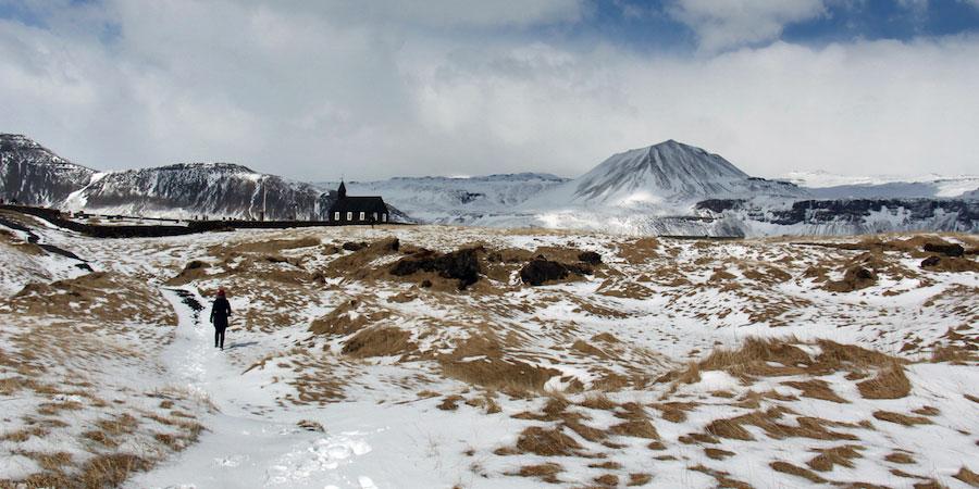 Islande hivernale