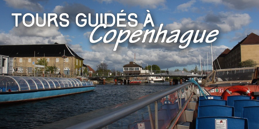 Tours guidés à Copenhague