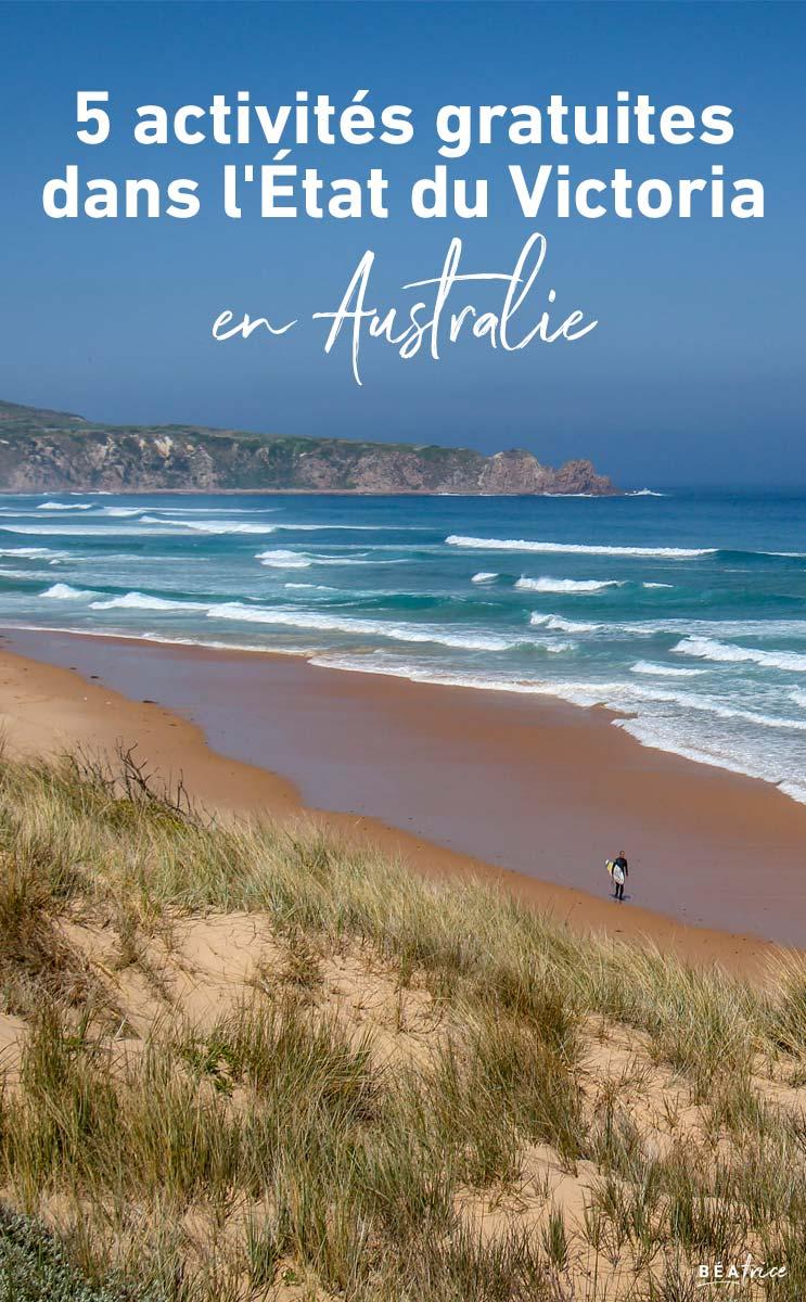 Image pour Pinteret : Gratuit Victoria, Australie