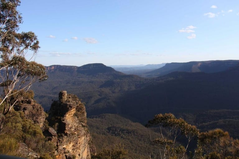 Blue Mountains petit budget