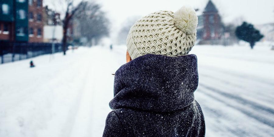 bon manteau d'hiver