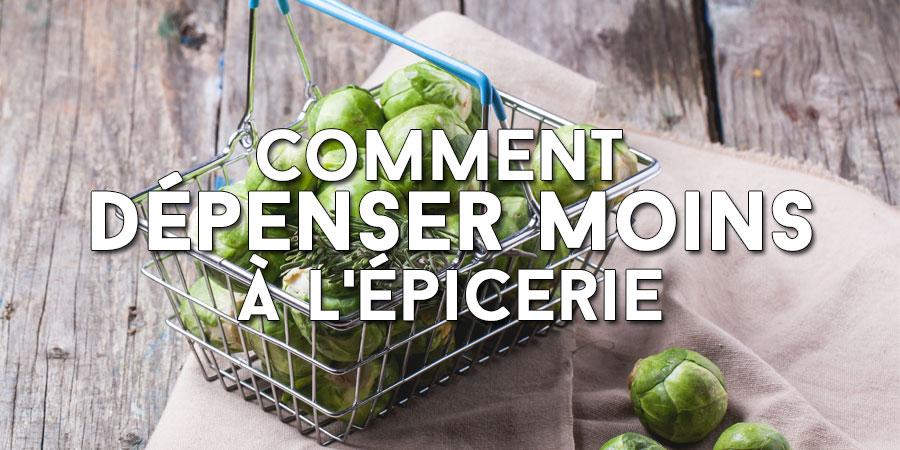 15 astuces pour survivre à la hausse des prix d'épicerie