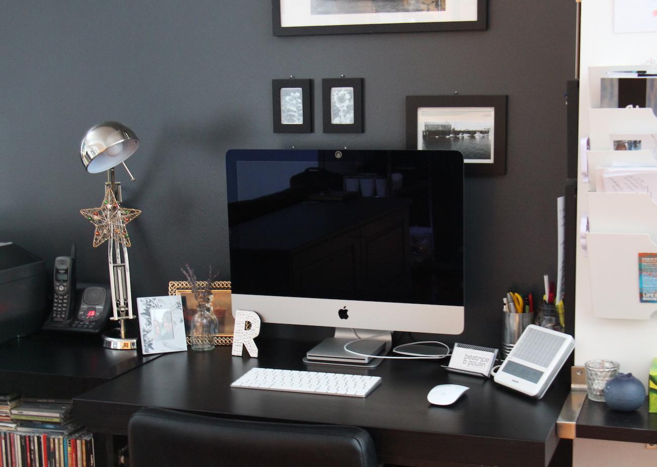 iMac bureau