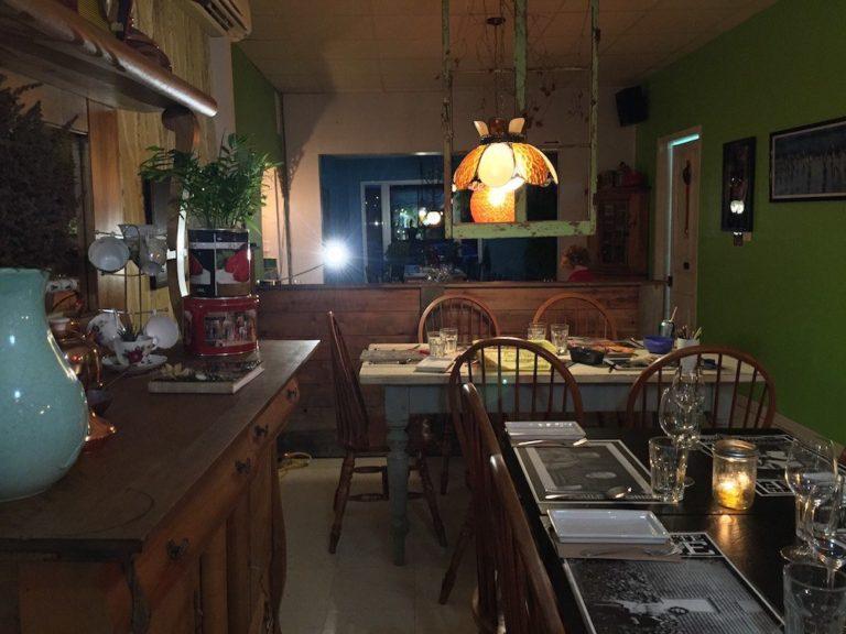 Restaurant La Poulette Grise