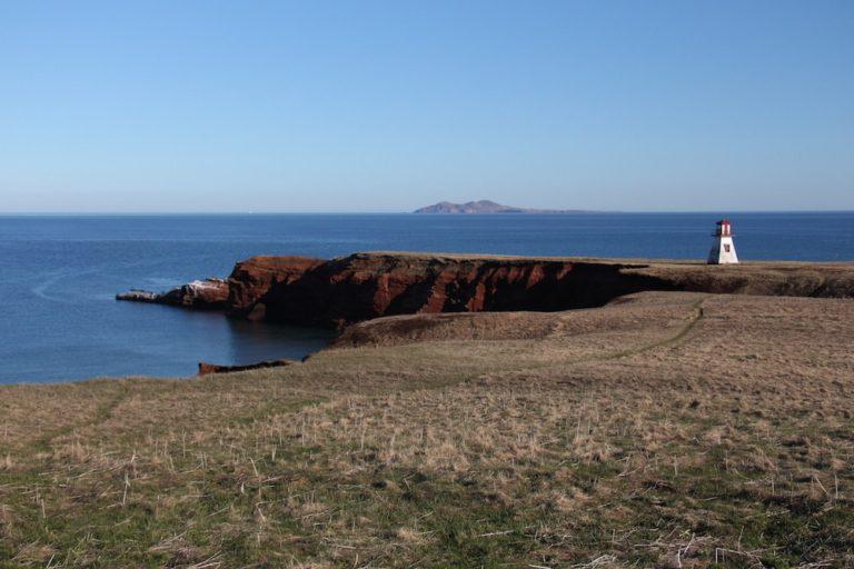 Phare aux îles de la Madeleine