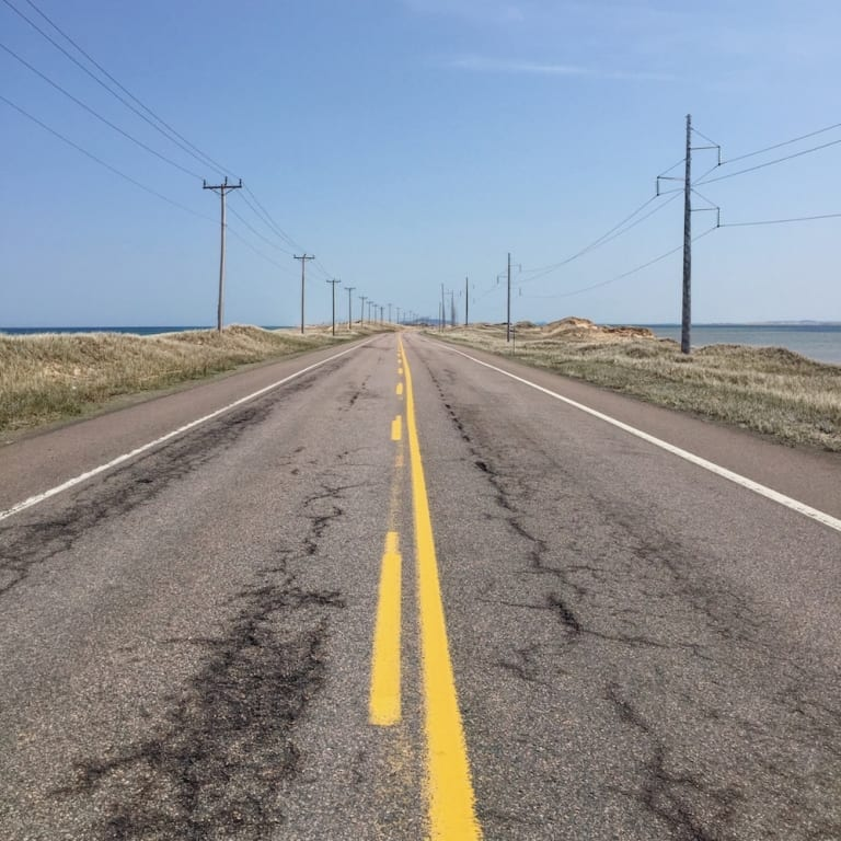 roadtrip îles de la Madeleine
