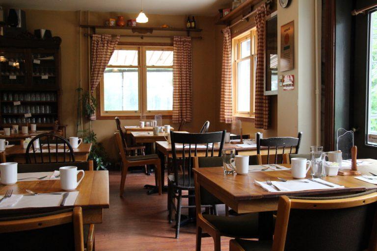 Café du Presbytère, Chicoutimi