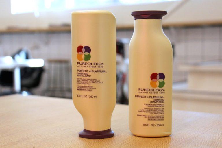 Shampoing et revitalisatant Pureology