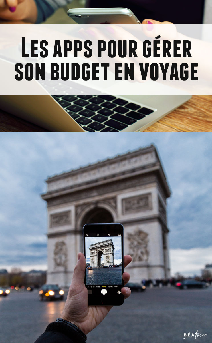 apps budget voyage