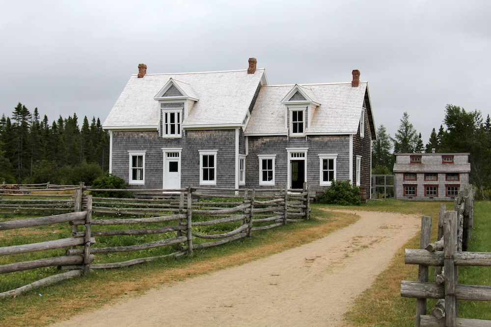 roadtrip nord du Nouveau-Brunswick