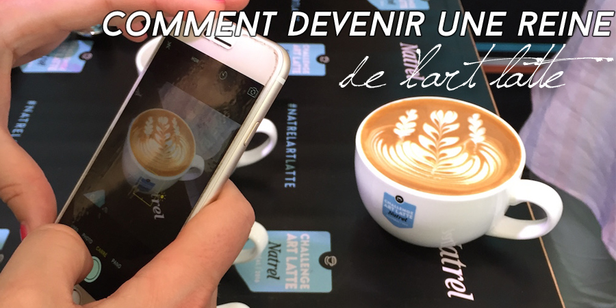 Comment devenir une reine de l'art latte