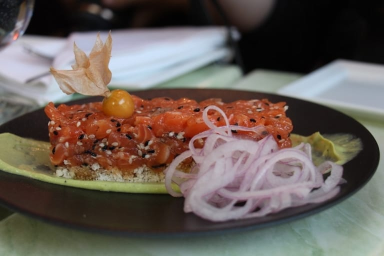 Souper au restaurant Bleu Moutarde dans le Vieux-Beloeil