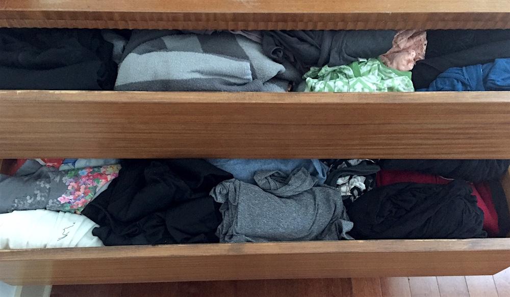 J 39 ai d cid de magasiner dans mon garde robe b atrice - J ai decide de ne plus porter de sous vetements ...