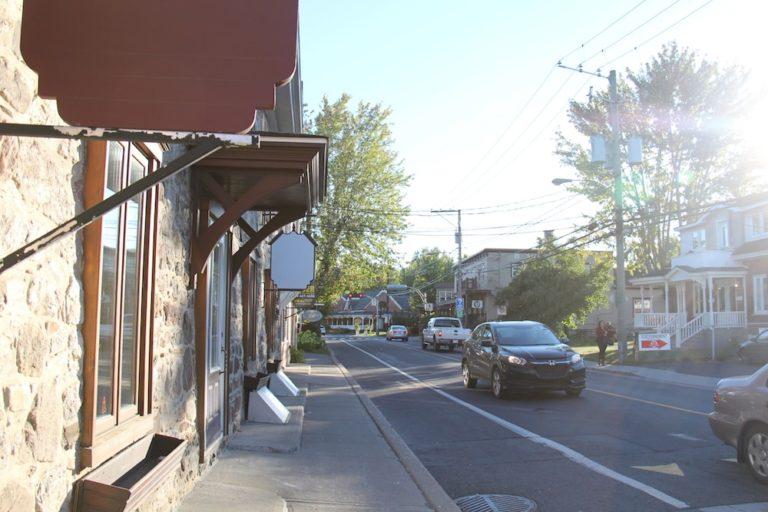 Rues du Vieux-Beloeil
