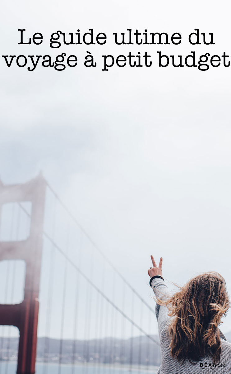 Image pour Pinterest : voyager moins cher