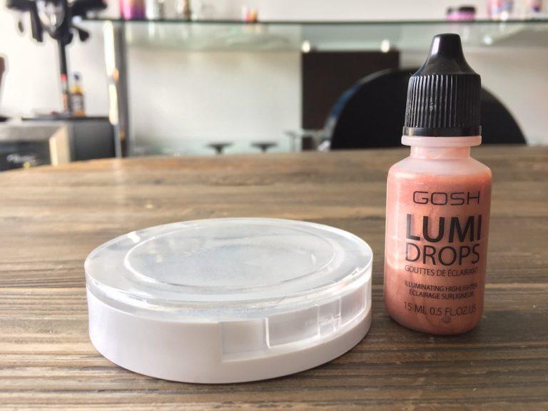 Crème CC Joe Fresh et LumiDrops de GOSH