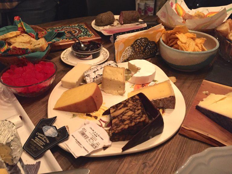 vins et fromages
