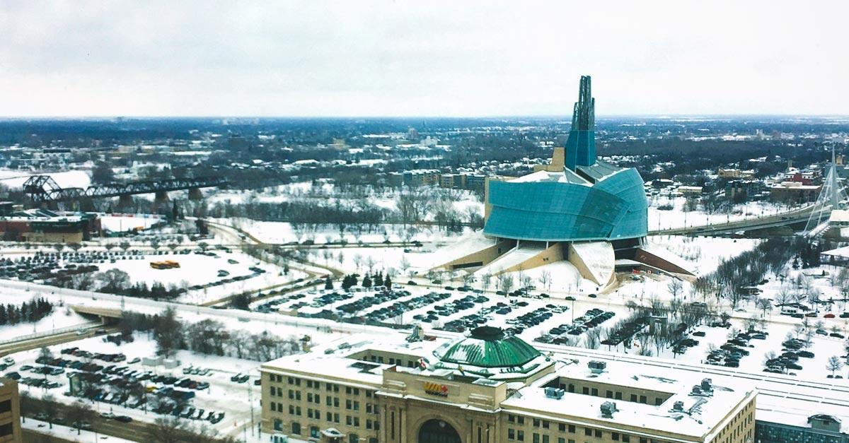 Et pourquoi pas une escapade à Winnipeg?