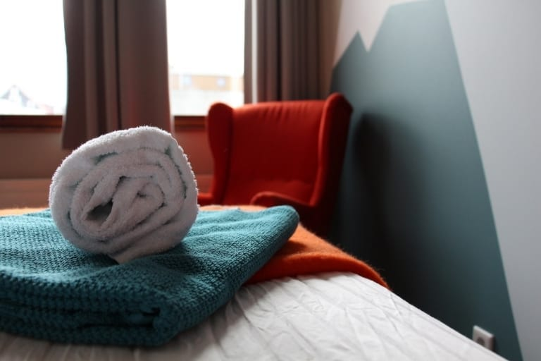 Décoration Loft Hostel Reykjavik