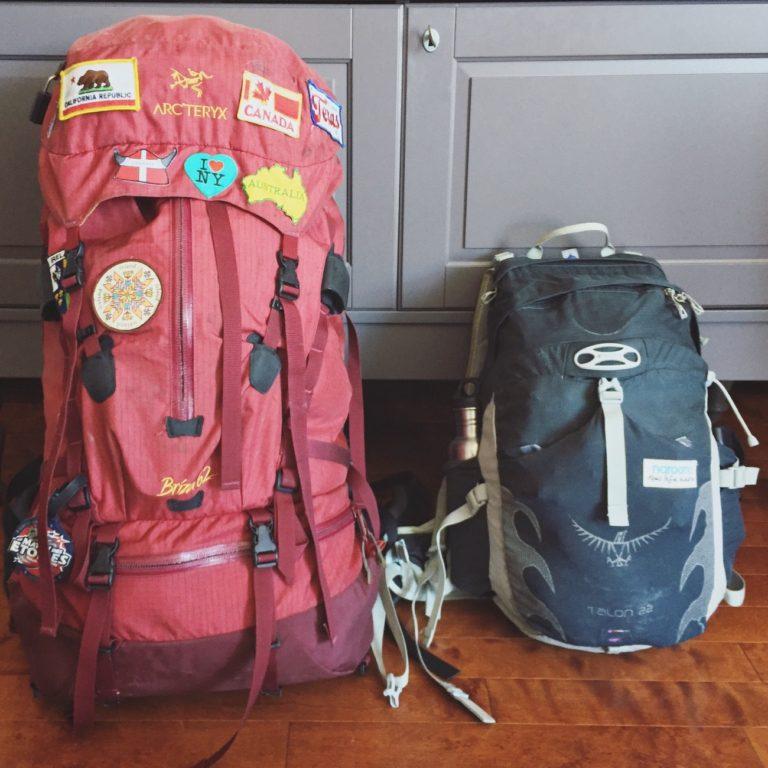 Sacs à dos de voyage