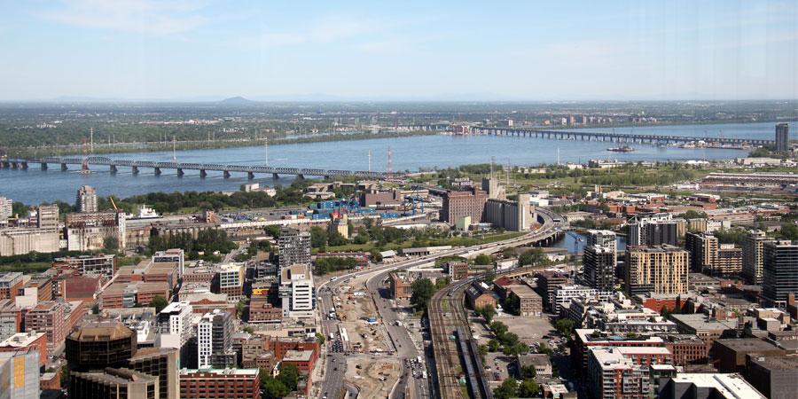 centre-ville Montréal