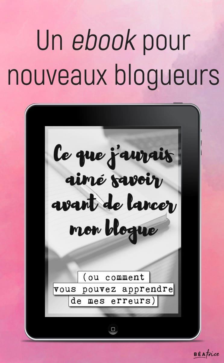 ebook nouveaux blogueurs